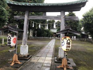 大沢八幡神社
